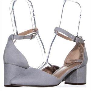 Call it Spring 💘 Baby blue block heels